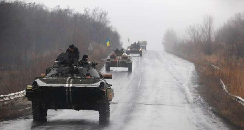 局勢緊張!俄羅斯軍力集結烏克蘭邊境 拜登申明:堅定支持烏國主權