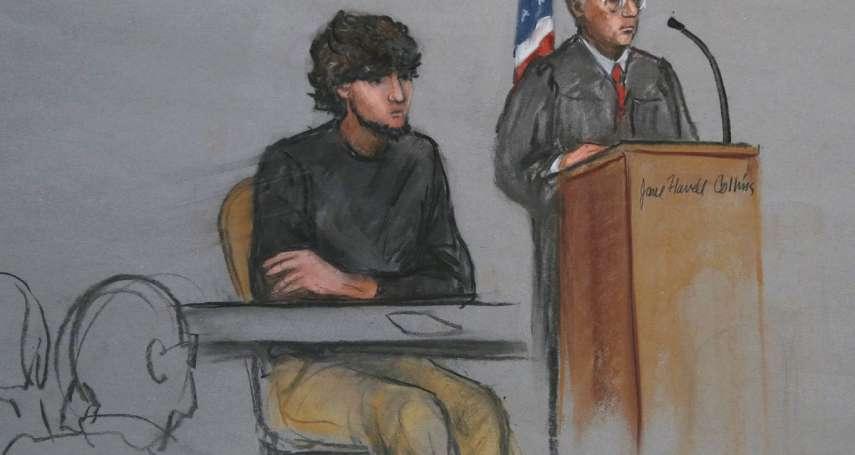 波士頓馬拉松爆炸案》上訴法院推翻炸彈客死刑判決!認定陪審員立場偏差