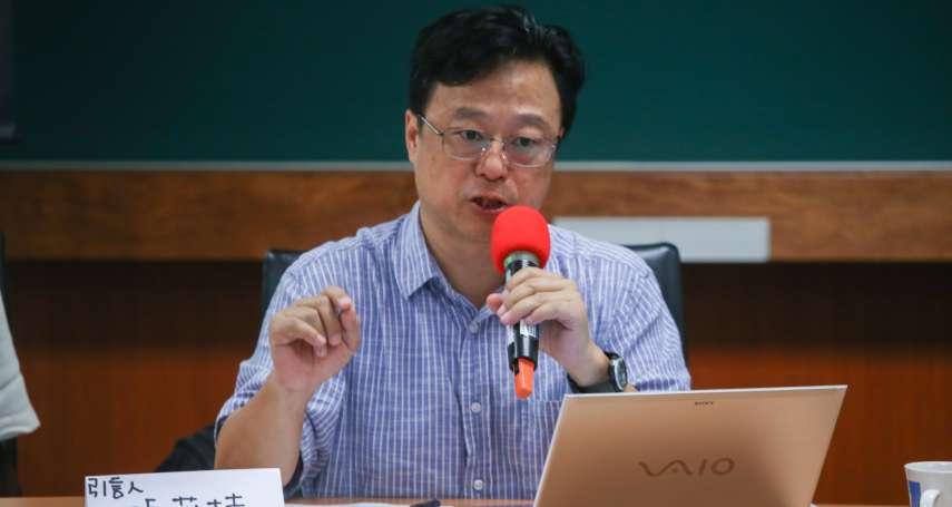 學測數學滿級分達1萬4千人 大考中心主任張茂桂為鑑別度失準請辭獲准