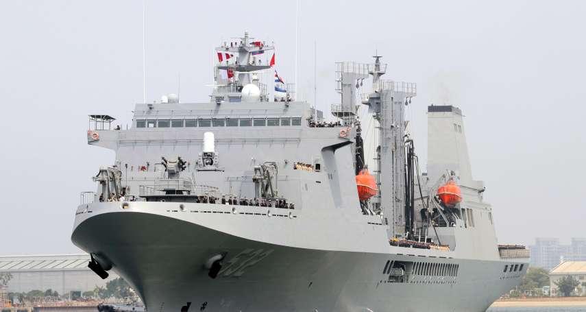 磐石艦群聚染疫陰影尚在 67年歷史海軍敦睦艦隊恐將取消訪問友邦