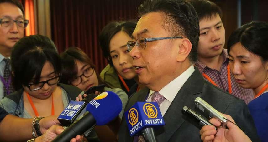 盼突破兩岸困境 郭山輝:總統認為下半年是政策宣示時機