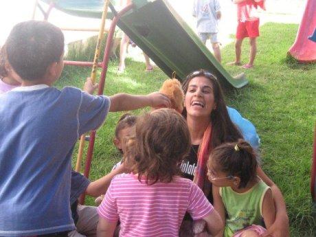 Maysoon創辦「梅伊森孩童基金會」幫助巴勒斯坦孩童