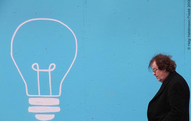 如果沒有了網路,你覺得自己夠聰明嗎?(圖: Helgi Halldórsson@flickr)